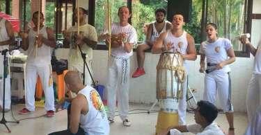 """""""A capoeira não tem religião, o capoeirista sim"""", diz pastor vice-campeão do esporte"""