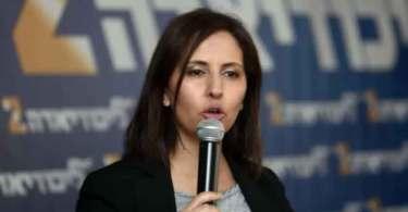 """""""Chega de politicamente correto, vamos ser biblicamente corretos"""", diz ministra de Israel"""