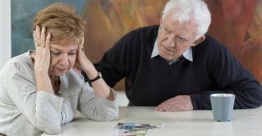 Confusão mental do idoso