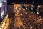 Nick Vujici testemunha 400.000 conversões na Ucrânia