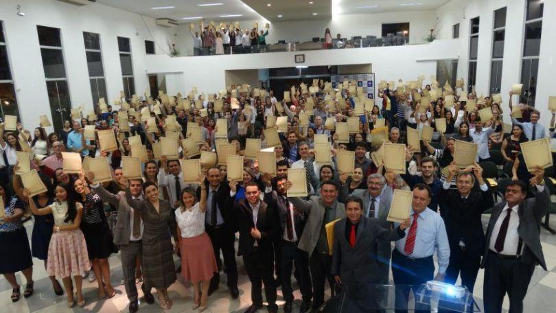 Projeto mobiliza mais de 300 membros da Igreja Evangélica AD Arse 12. (Foto: Ascom/AD Arse 12)