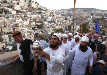 Ativistas judeus celebram e prometem construir Terceiro Templo