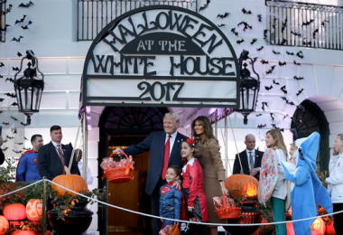 Trump, a Reforma e o Halloween