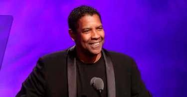 """Denzel Washington: """"Eu oro para que os jovens nunca percam o fogo"""""""