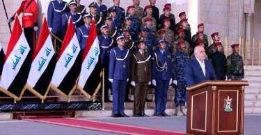 """""""O sonho do Estado Islâmico acabou"""", diz primeiro-ministro após liberação total do Iraque"""