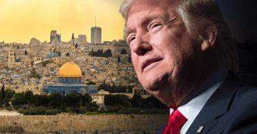 Jornal Jerusalem Post diz que Trump reconhecerá Jerusalém como capital de Israel