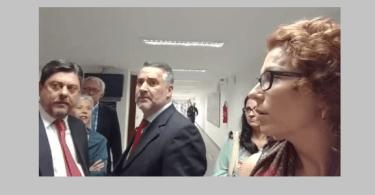 Deputado do PT dá voz de prisão a integrante de movimento pró-Moro após acusação de 'roubo'