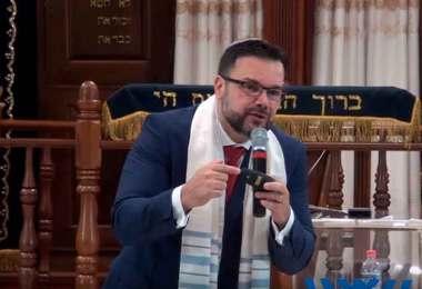 """""""Não baseie sua identidade na Igreja de 2018, mas sim na Igreja de Atos"""", diz rabino"""