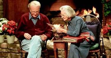 """""""Sem a parceria da minha esposa, meu ministério seria impossível"""", diz Billy Graham"""