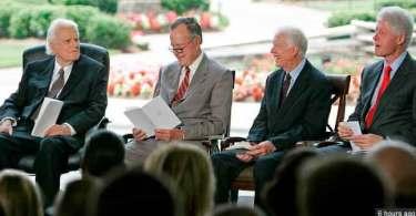 Billy Graham, evangelista para o mundo, falece aos 99 anos