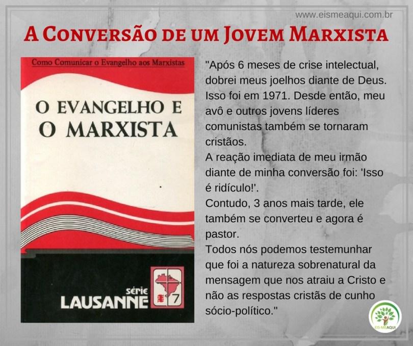 A conversão de um jovem marxista