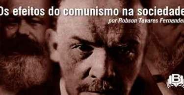 Os efeitos do comunismo na sociedade