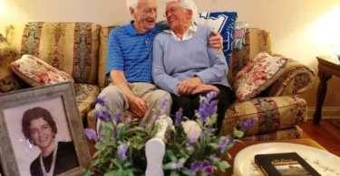 "Após 50 anos de divórcio, casal se reconcilia e alerta: ""Tenham tempo para a família"""