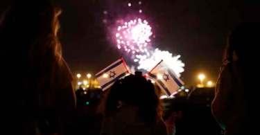 Israel completa 70 anos e celebra aniversário com festas