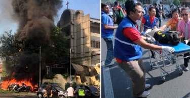 """Cristão que perdeu a mãe em atentado perdoa terroristas: """"Agora ela está com o Senhor"""""""
