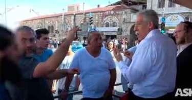 Detido por horas pela polícia enquanto homens cuspiam no nome de Jesus. Meu dia em Jerusalém