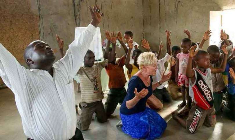 Base missionária de Heidi Baker vira alvo de terroristas, em Moçambique