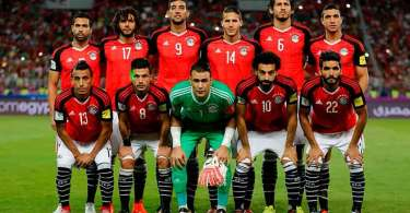 Jogadores cristãos foram impedidos de jogar pelo Egito na Copa do Mundo