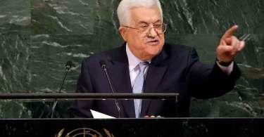 Palestina quer tentar expulsar Israel da ONU