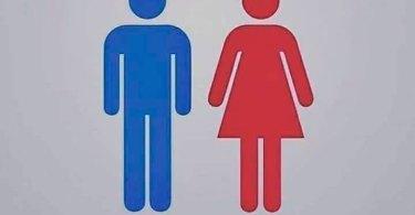 Homem nasce homem e mulher nasce mulher