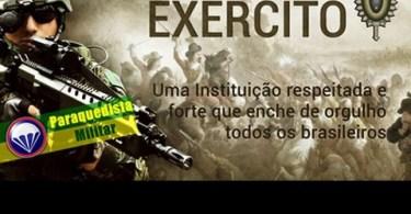 Uma instituição respeitada e forte que enche de orgulho todos os brasileiros.