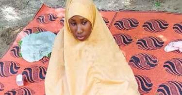 Menina que se recusou a negar Jesus será escrava pelo resto da vida, anuncia Boko Haram