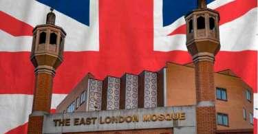 Com 100 tribunais da lei islâmica e 423 novas mesquitas, Londres é mais islâmica do que muitos países muçulmanos