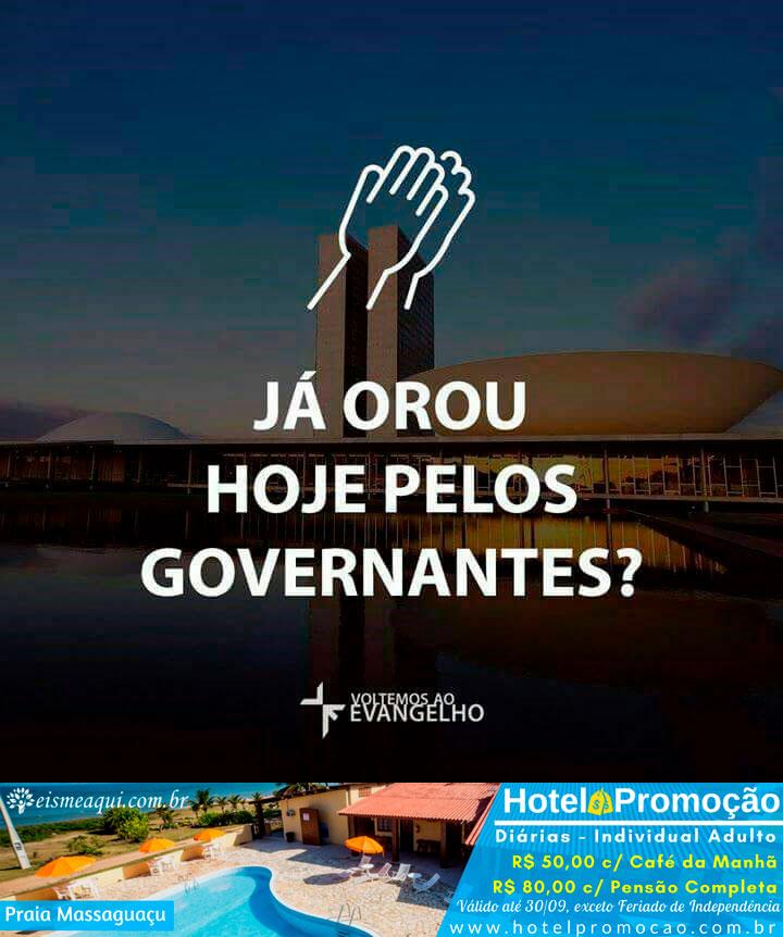 Orar Pelos Governantes