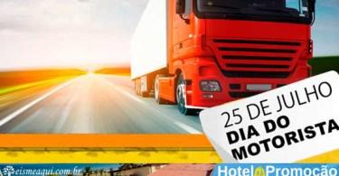 25 de Julho - Dia do Motorista