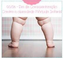03/06 - Dia Contra a Obesidade Infantil