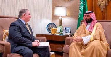 Líderes evangélicos têm encontro raro com príncipe herdeiro da Arábia Saudita