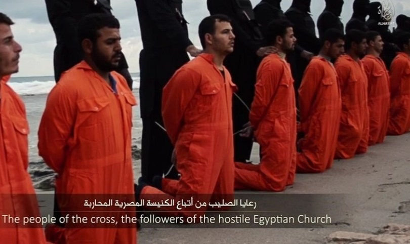Autoridades líbias exumam corpos de 34 cristãos etíopes decapitados pelo Estado Islâmico