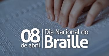 08 de Abril - Dia do Sistema Braille
