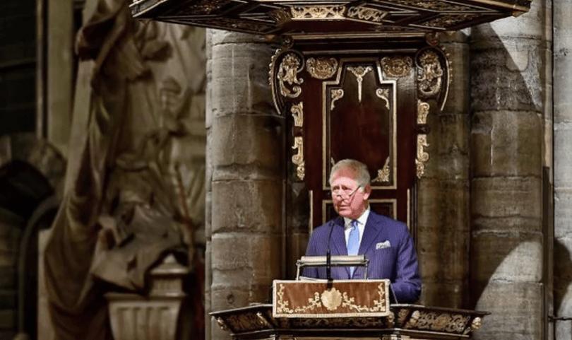 Príncipe Charles diz que se sente inspirado pela fé dos cristãos perseguidos