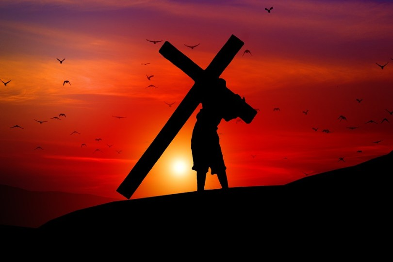 Jesus sabia que teria de suportar a cruz