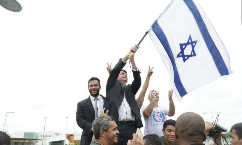 Brasil dá apoio histórico a Israel na ONU, sob influência do novo governo