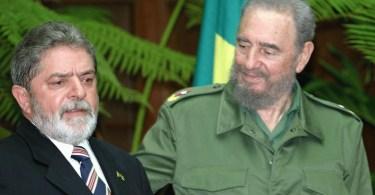 Governos petistas são denunciados por desvio de R$ 2 bilhões a Cuba