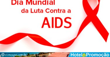 1° de Dezembro - Dia Mundial da Luta Contra a Aids