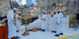 Sinédrio irá consagrar altar que será usado no Terceiro Templo