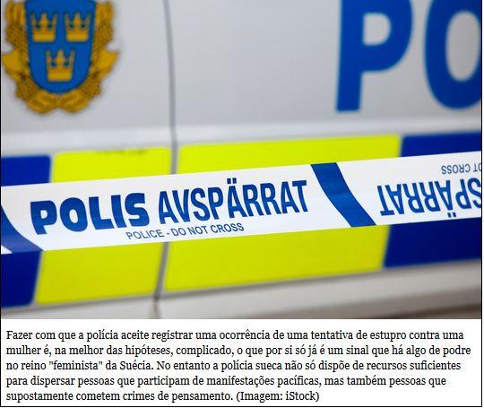 Suécia Mulheres, moças e meninas estupradas