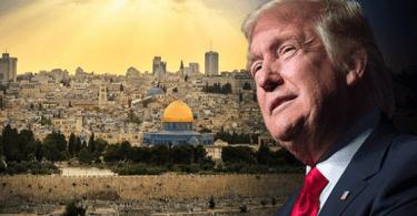 Plano de Trump para Israel: Jerusalém dividida, com Jerusalém Oriental como capital da Palestina