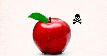 Fique de olho na casca da fruta