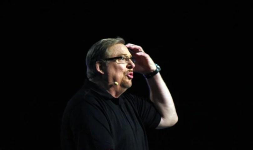 """Rick Warren faz alerta sobre saúde mental: """"É o maior campo de batalha"""""""