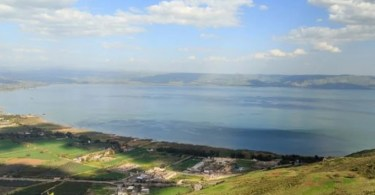 Israel ora por chuvas e Mar da Galileia é revitalizado após 5 anos de baixos níveis