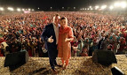 Mais de meio milhão de pessoas se entregaram a Jesus no Paquistão em 2018
