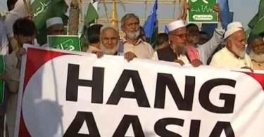 Há muitos como Asia Bibi no Paquistão, diz grupo de direitos humanos