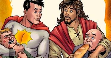 DC Comics cancela série que distorce história de Jesus, após protesto de cristãos