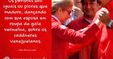 Os Petistas e os Cadáveres da Venezuela