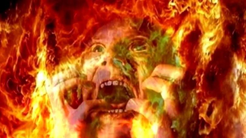 Como é uma eternidade no inferno uma punição justa por apenas uma vida humana de pecado?