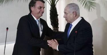 Árabes e evangélicos bastante de olho na visita de Bolsonaro a Israel